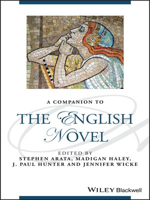 cover image of A Companion to the English Novel