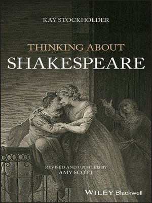 cover image of Thinking About Shakespeare