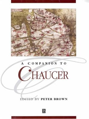 cover image of A Companion to Chaucer