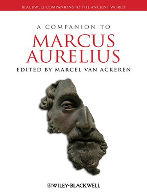 cover image of A Companion to Marcus Aurelius