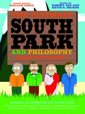 cover image of The Ultimate South Park and Philosophy