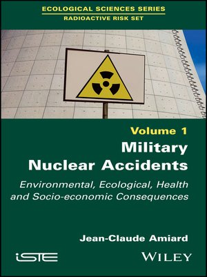 cover image of Military Nuclear Accidents