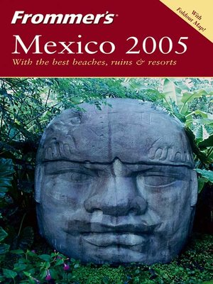 cover image of Frommer's Mexico 2005