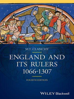 cover image of England and its Rulers