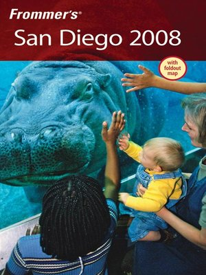 cover image of Frommer's San Diego 2008