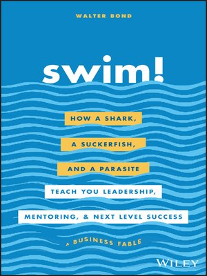 cover image of Swim!