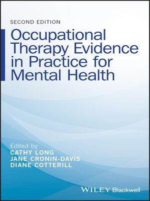 cover image of Occupational Therapy Evidence in Practice for Mental Health
