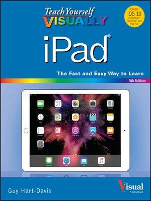 cover image of Teach Yourself VISUALLY iPad
