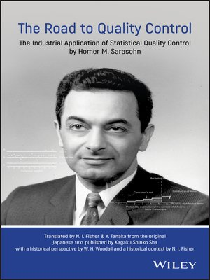 cover image of The Road to Quality Control
