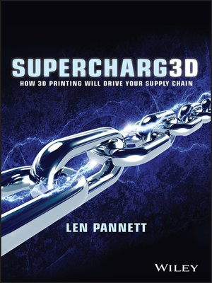 cover image of Supercharg3d