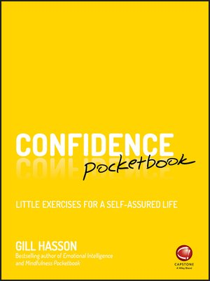 cover image of Confidence Pocketbook