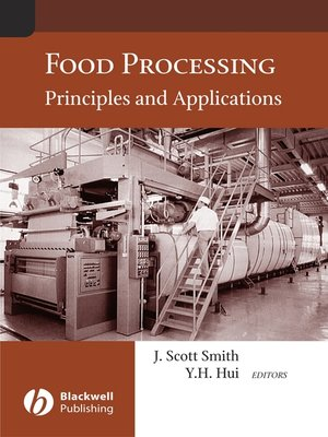 cover image of Food Processing