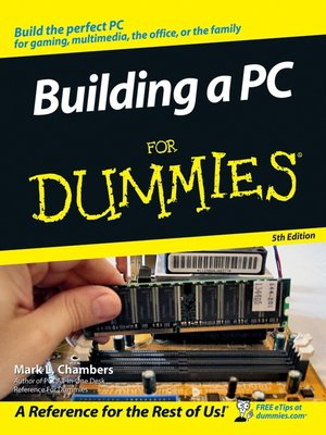 cover image of Building a PC For Dummies