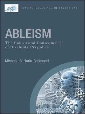 cover image of Ableism