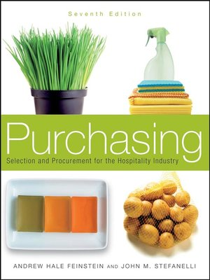 cover image of Purchasing