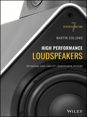cover image of High Performance Loudspeakers