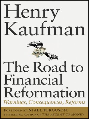cover image of The Road to Financial Reformation