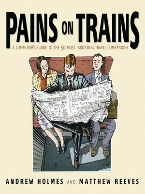cover image of Pains on Trains