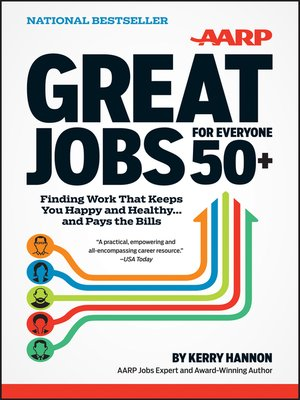 cover image of Great Jobs for Everyone 50+