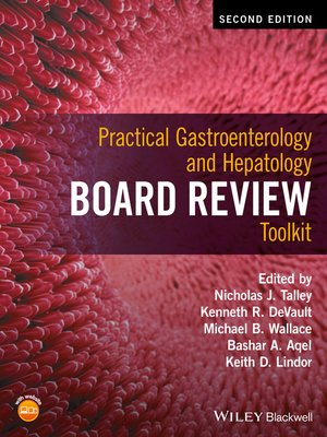 cover image of Practical Gastroenterology and Hepatology Board Review Toolkit