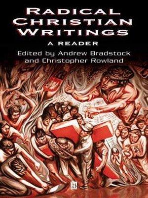 cover image of Radical Christian Writings
