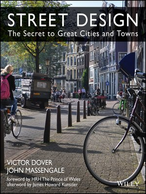 cover image of Street Design