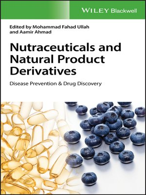 cover image of Nutraceuticals and Natural Product Derivatives