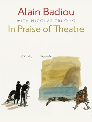 cover image of In Praise of Theatre