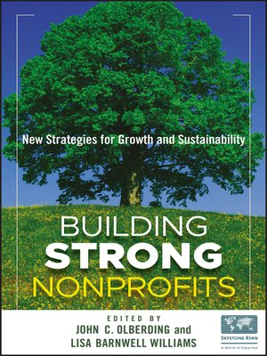 cover image of Building Strong Nonprofits