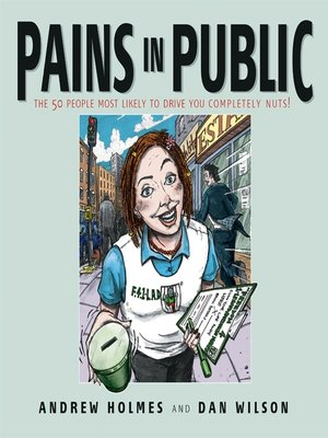 cover image of Pains in Public