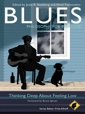 cover image of Blues--Philosophy for Everyone