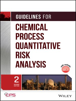 cover image of Guidelines for Chemical Process Quantitative Risk Analysis