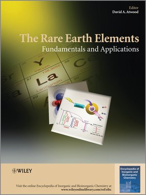 cover image of The Rare Earth Elements