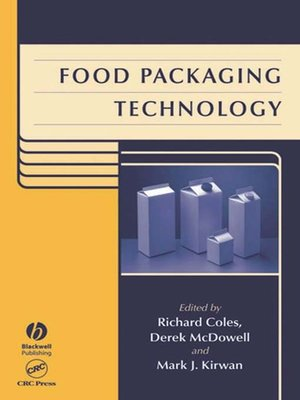 cover image of Food Packaging Technology