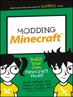 cover image of Modding Minecraft