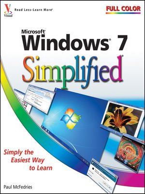 cover image of Windows 7 Simplified