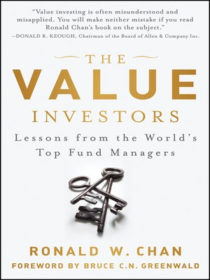 cover image of The Value Investors