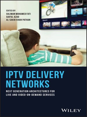 cover image of IPTV Delivery Networks