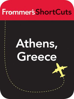 cover image of Athens, Greece