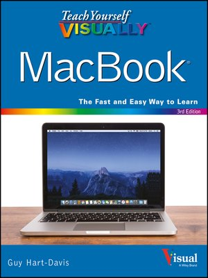 cover image of Teach Yourself VISUALLY MacBook