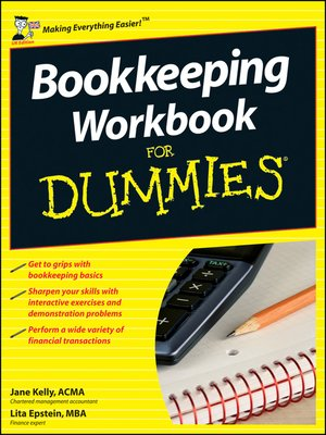 Bookkeeping Workbook For Dummies Uk Edition By Jane Kelly