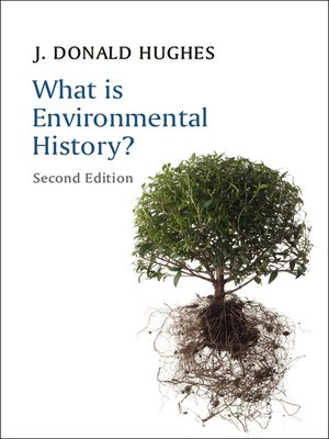 cover image of What Is Environmental History