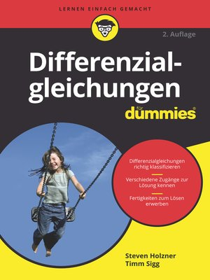 cover image of Differenzialgleichungen für Dummies