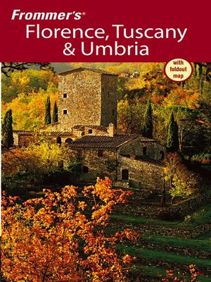 cover image of Frommer's Florence, Tuscany & Umbria