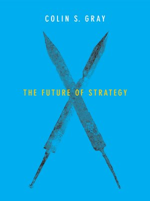 cover image of The Future of Strategy