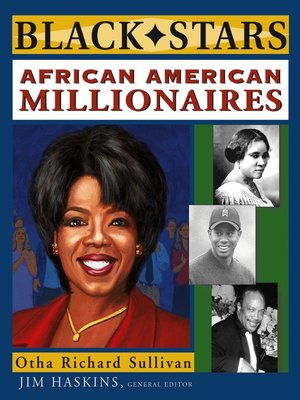 cover image of African American Millionaires