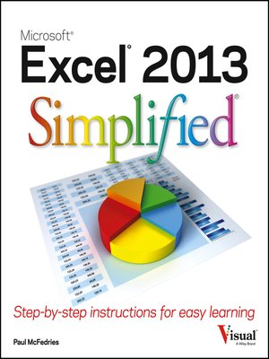 cover image of Excel 2013 Simplified