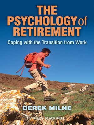 cover image of The Psychology of Retirement