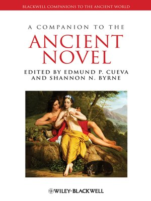 cover image of A Companion to the Ancient Novel