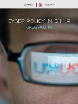 cover image of Cyber Policy in China